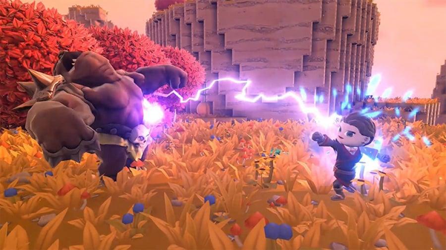 Portal Knights Review - Screenshot 1 of 4