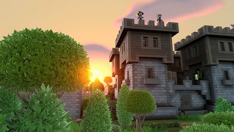 Portal Knights Review - Screenshot 1 of 4