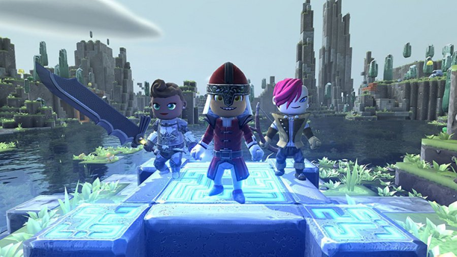 Portal Knights Review - Screenshot 2 of 4