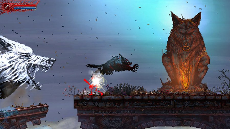 Slain: Back From Hell Review - Screenshot 1 of 5