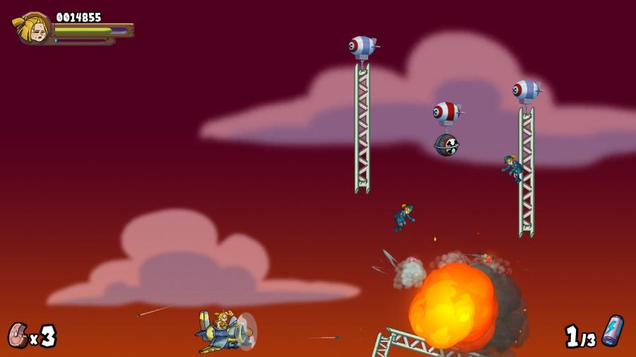 Caveman Warriors Review - Screenshot 5 of 5