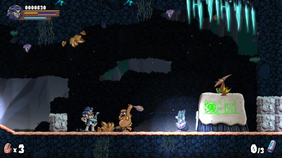 Caveman Warriors Review - Screenshot 3 of 5