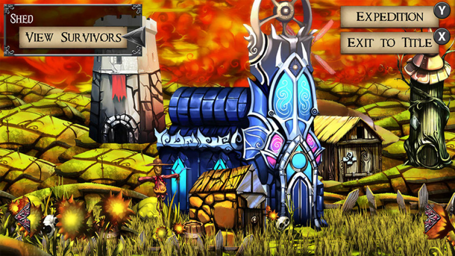 Plague Road Review - Screenshot 1 of 2