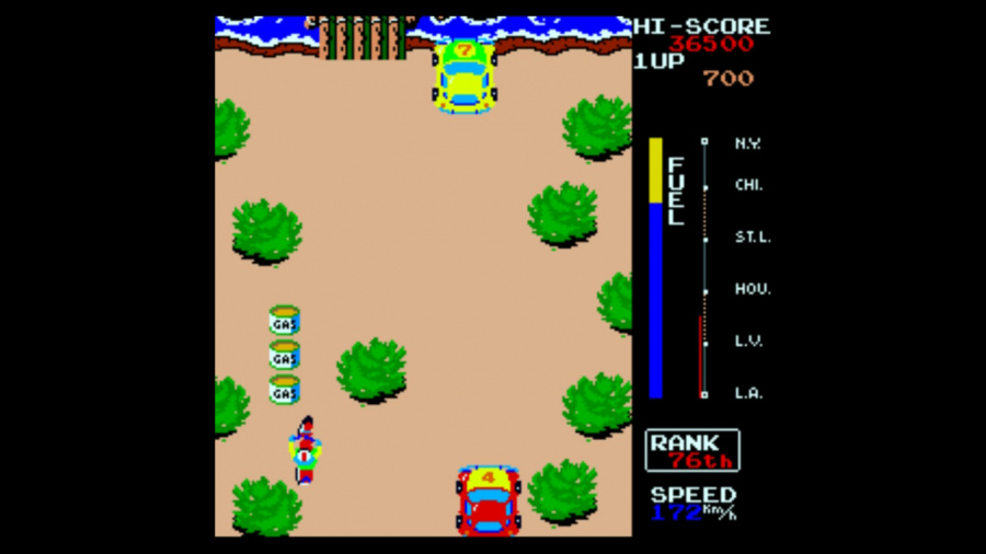 Arcade Archives Traverse USA Review - Screenshot 1 of 4