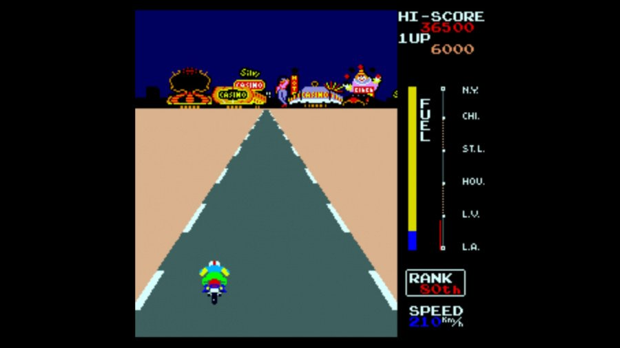 Arcade Archives Traverse USA Review - Screenshot 4 of 4