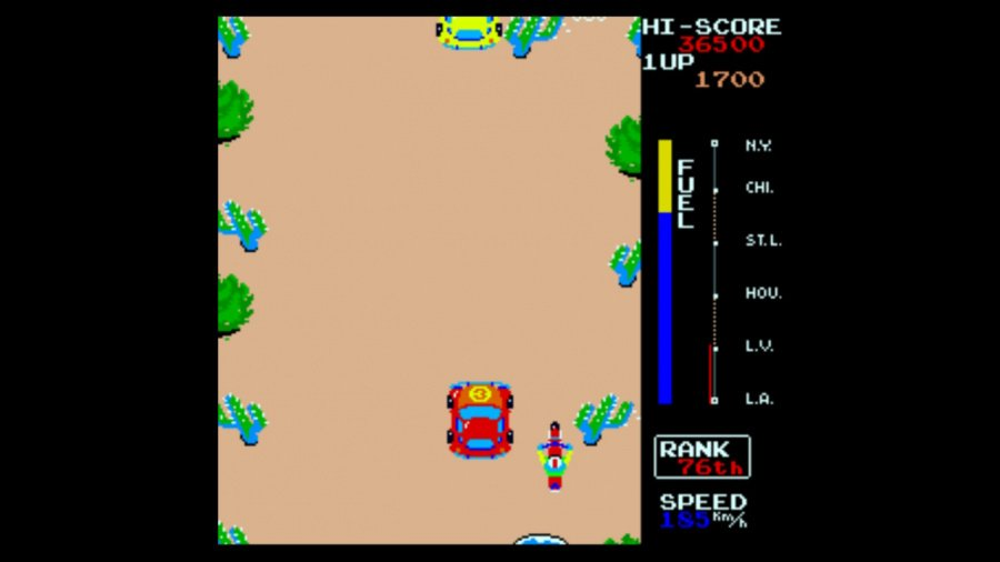 Arcade Archives Traverse USA Review - Screenshot 3 of 4
