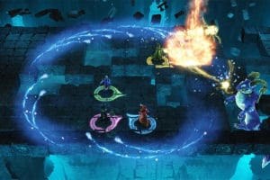 Nine Parchments Screenshot