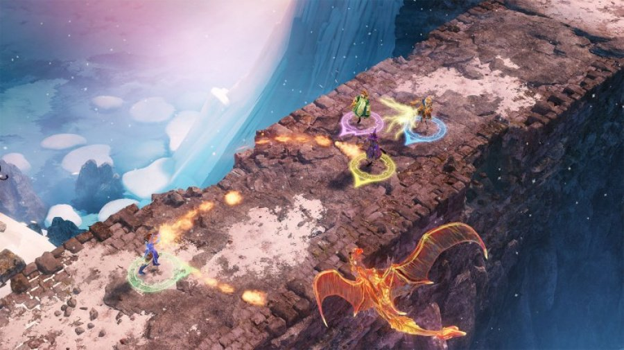 Nine Parchments Review - Screenshot 3 of 5