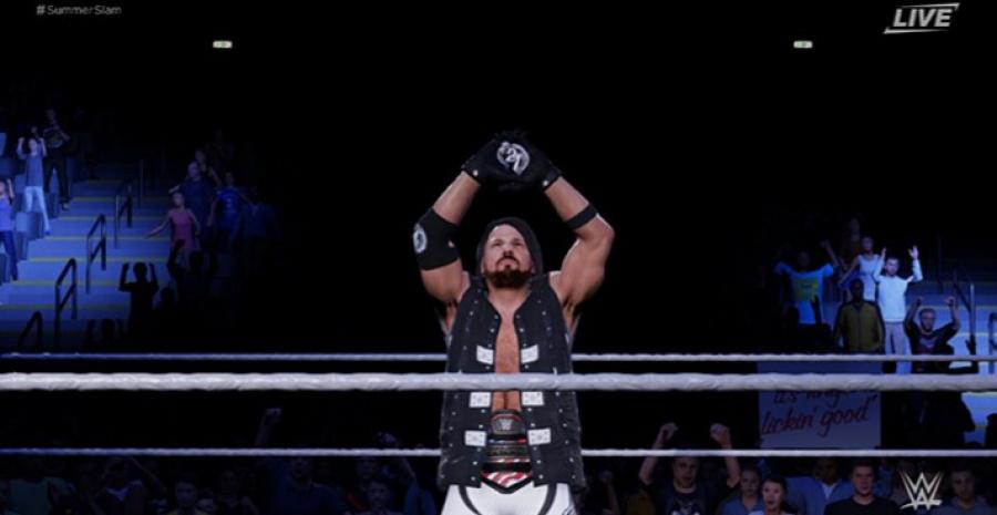 WWE 2K18 Review - Screenshot 4 of 4