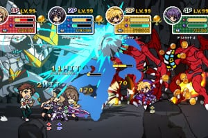 Phantom Breaker: Battle Grounds Overdrive Screenshot
