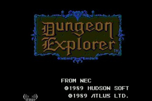 Dungeon Explorer Screenshot