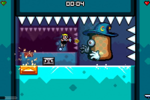 Mutant Mudds Collection Screenshot