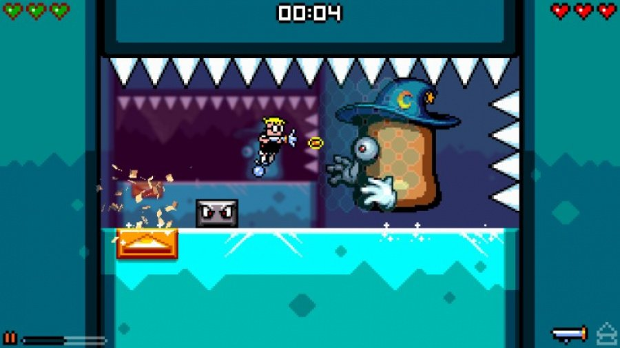 Mutant Mudds Collection Review - Screenshot 4 of 4