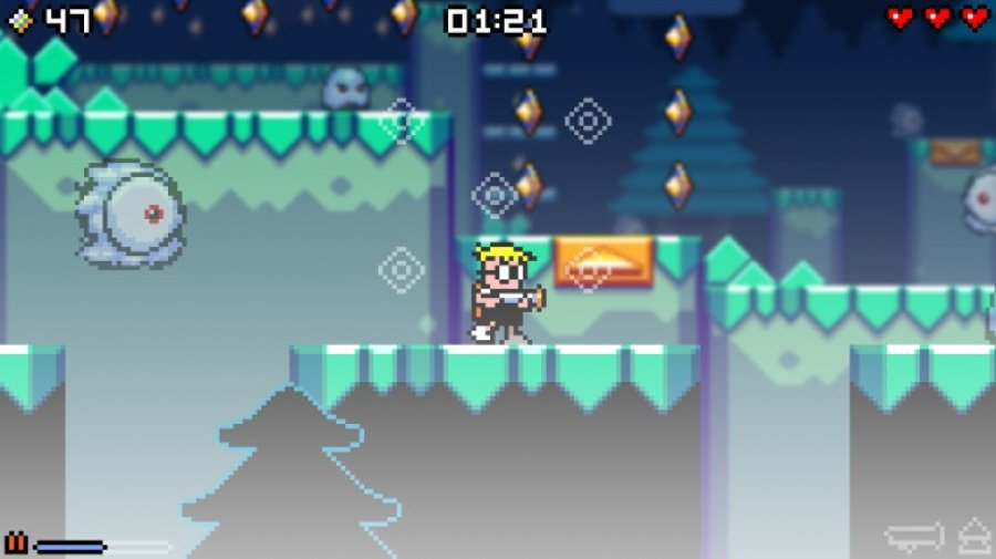 Mutant Mudds Collection Review - Screenshot 1 of 4
