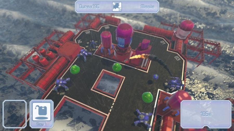 ACORN Tactics Review - Screenshot 1 of 3