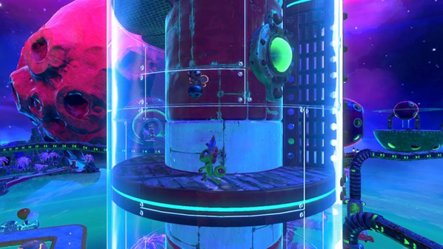 Yooka-Laylee Review - Screenshot 3 of 5
