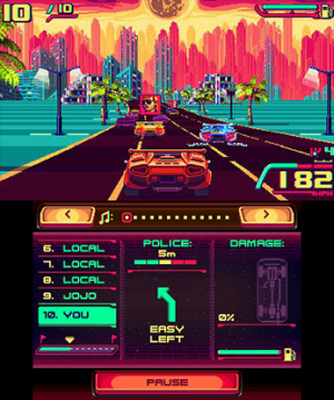 80's Overdrive Review - Screenshot 3 of 5