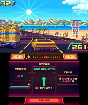 80's Overdrive Review - Screenshot 2 of 5