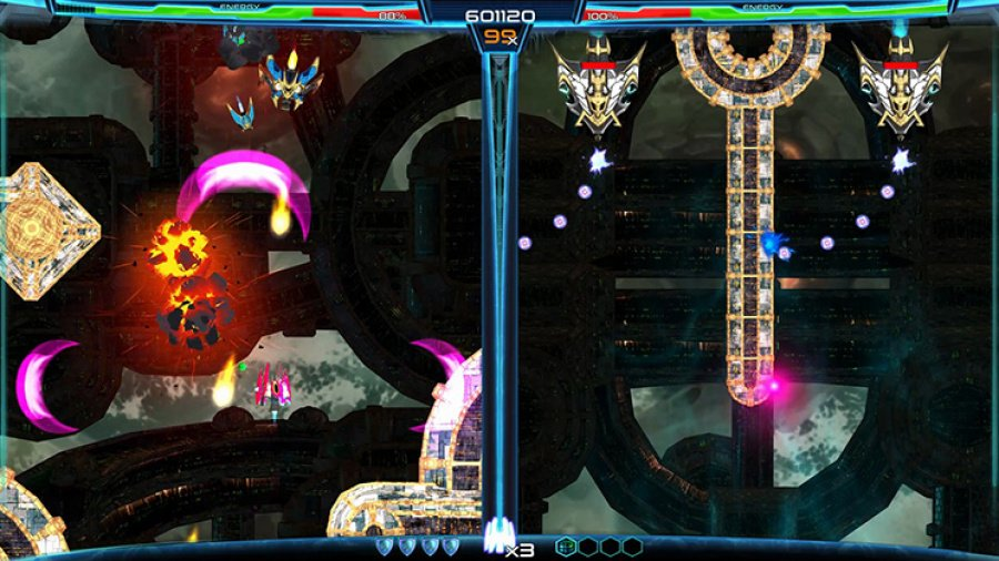 Dimension Drive Review - Screenshot 1 of 5