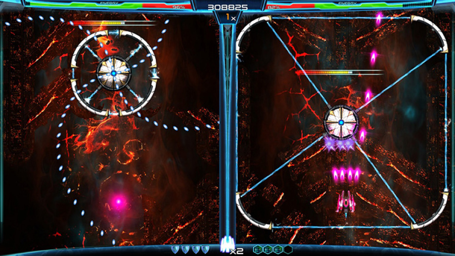 Dimension Drive Review - Screenshot 1 of 4
