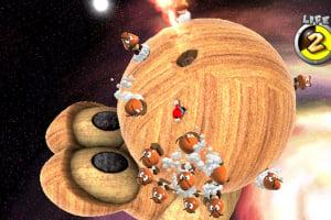 Super Mario Galaxy Screenshot