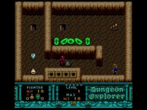 Dungeon Explorer Review - Screenshot 1 of 2