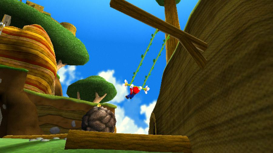 Super Mario Galaxy Review - Screenshot 3 of 5