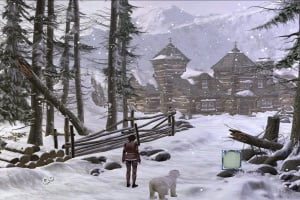 Syberia 2 Screenshot
