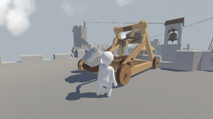 Human: Fall Flat Review - Screenshot 4 of 5