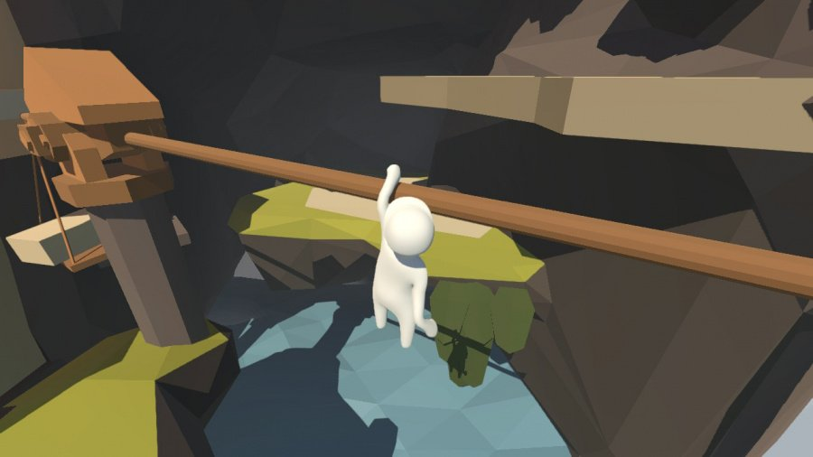 Human: Fall Flat Review - Screenshot 1 of 5