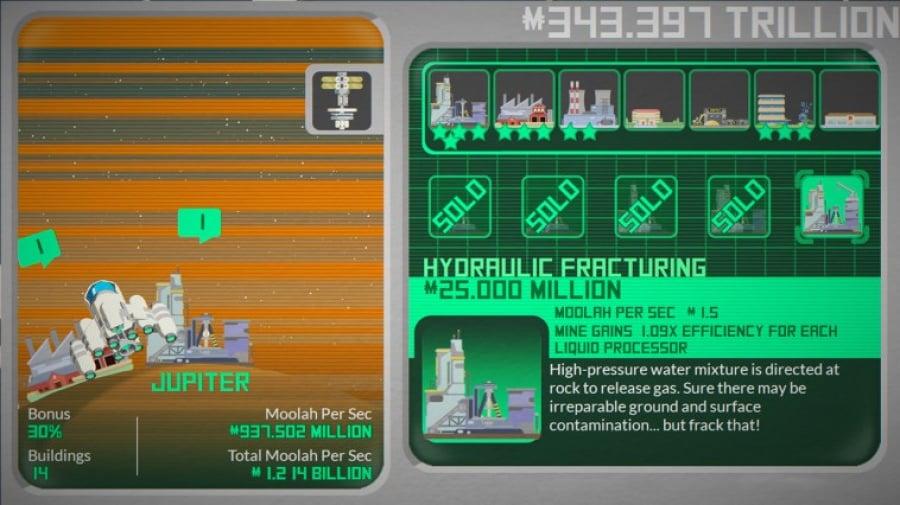 Vostok Inc. Review - Screenshot 2 of 3