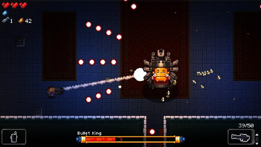 Enter the Gungeon Review - Screenshot 1 of 4