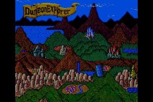 Dungeon Explorer Screenshot