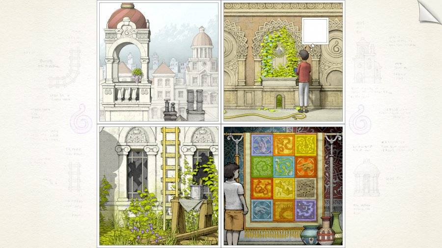 Gorogoa Review - Screenshot 1 of 3