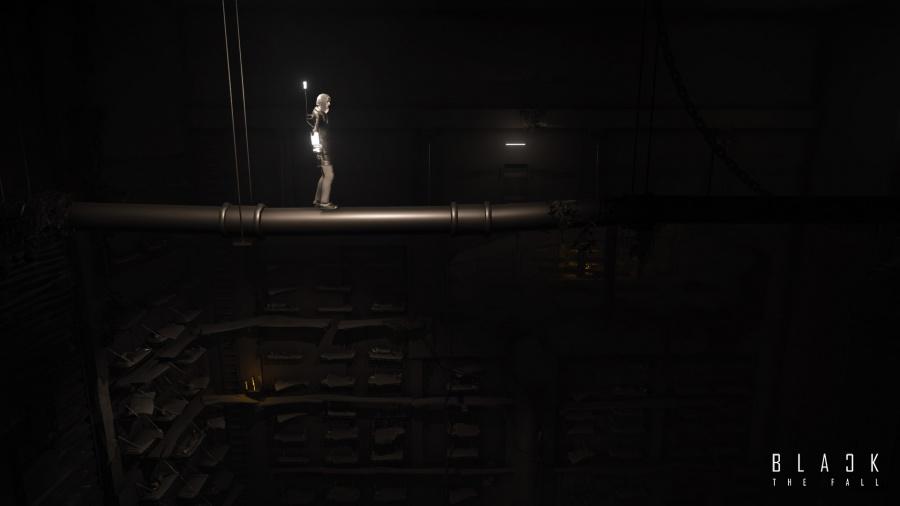 Black The Fall Review - Screenshot 1 of 4