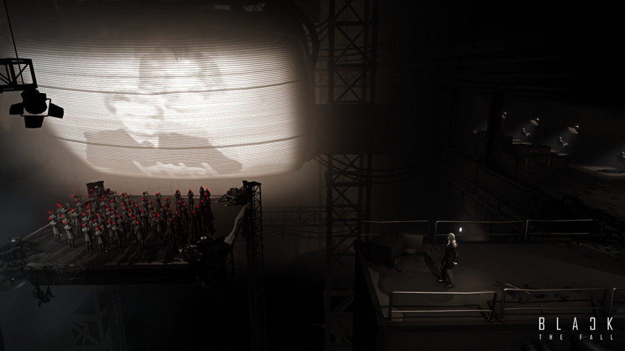Black The Fall Review - Screenshot 4 of 4