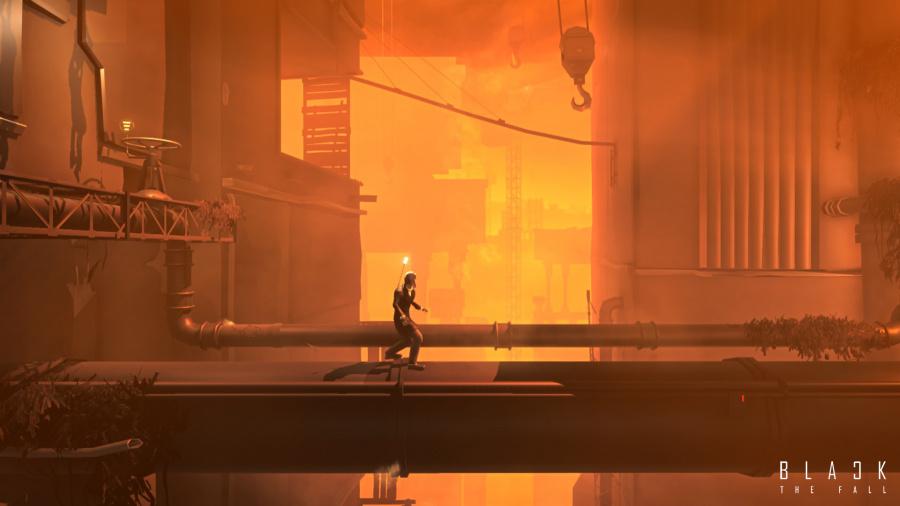 Black The Fall Review - Screenshot 2 of 4