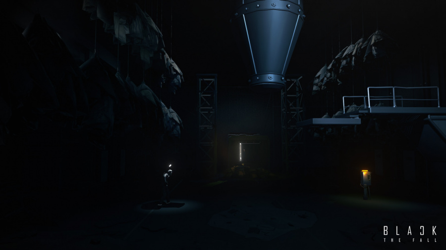 Black The Fall Review - Screenshot 1 of 4