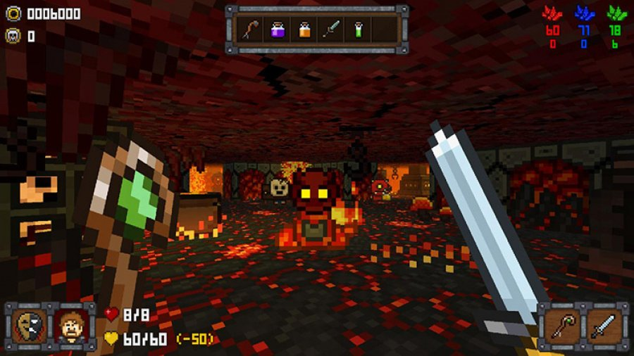One More Dungeon Review - Screenshot 2 of 4