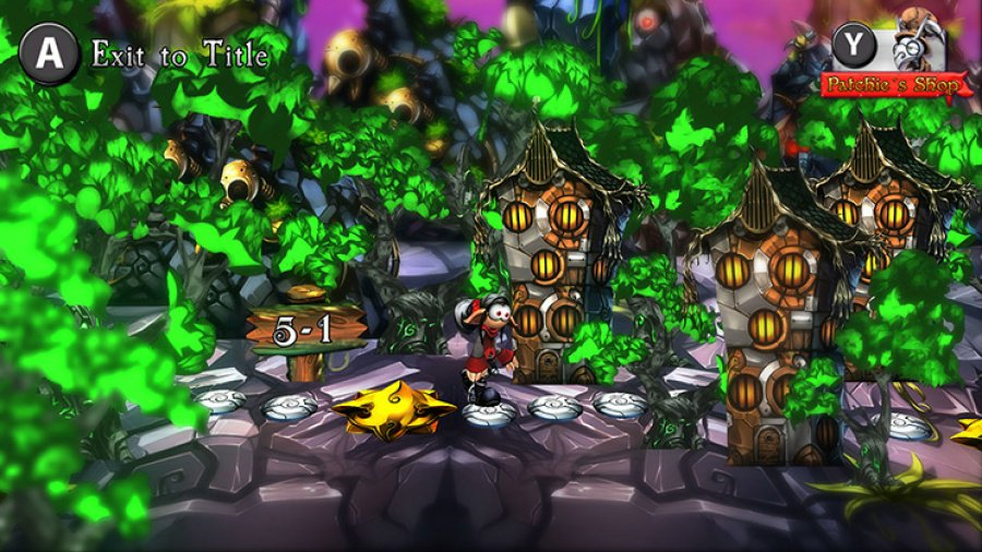 Mecho Tales Review - Screenshot 2 of 3