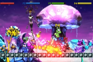 Mecho Tales Screenshot