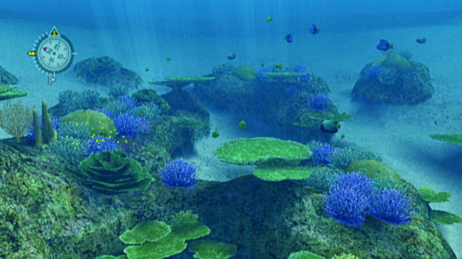 Endless Ocean Review - Screenshot 3 of 3