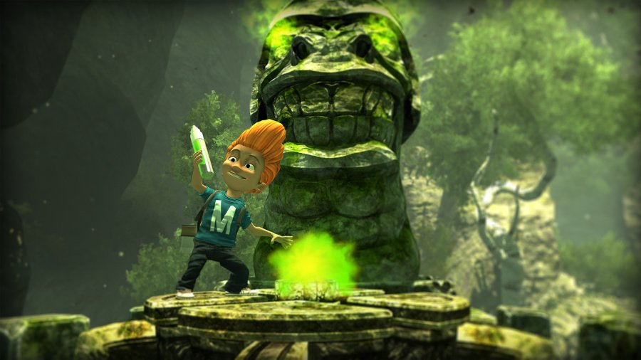 Max: The Curse of Brotherhood Review - Screenshot 1 of 4