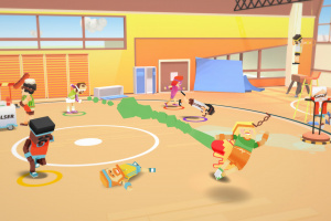 Stikbold! A Dodgeball Adventure Deluxe Screenshot