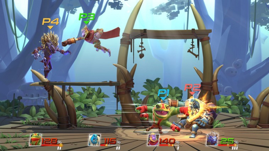 Brawlout Review - Screenshot 3 of 4