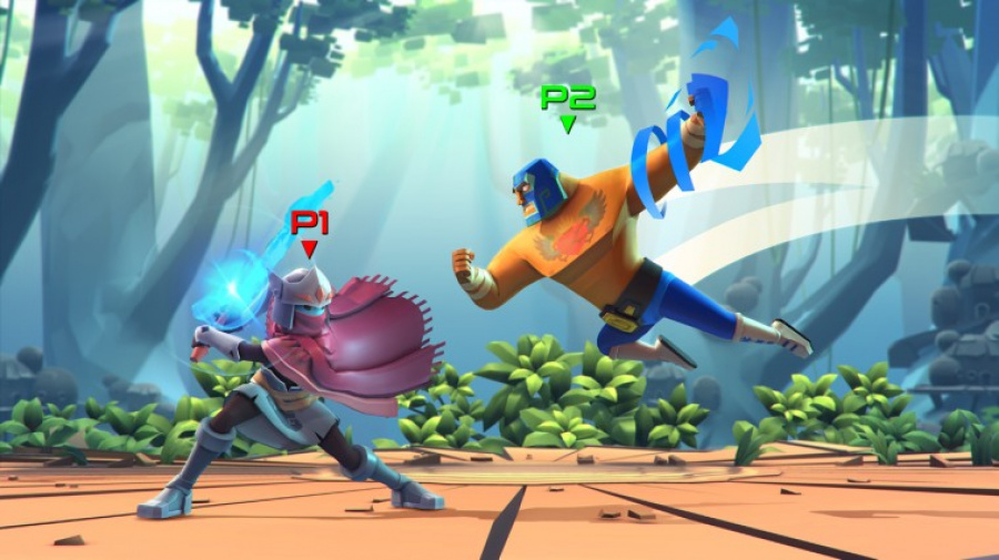 Brawlout Review - Screenshot 4 of 4