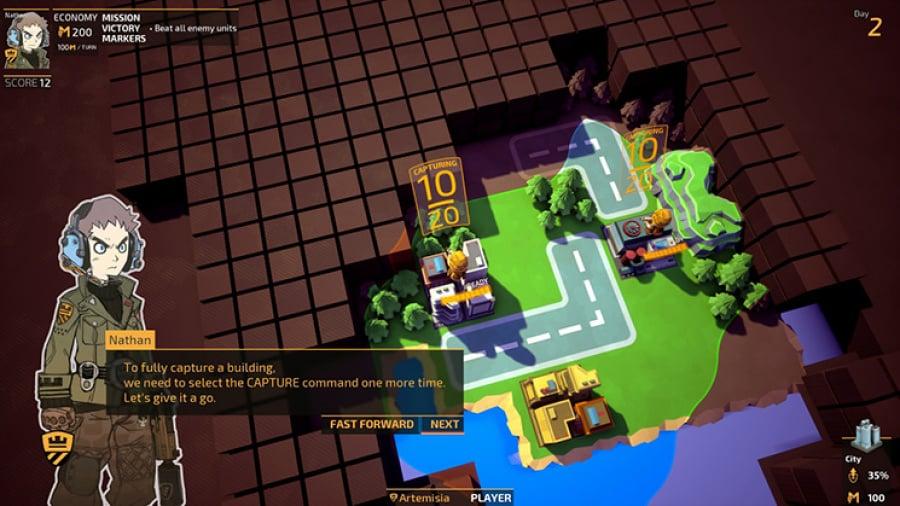 TINY METAL Review - Screenshot 3 of 5