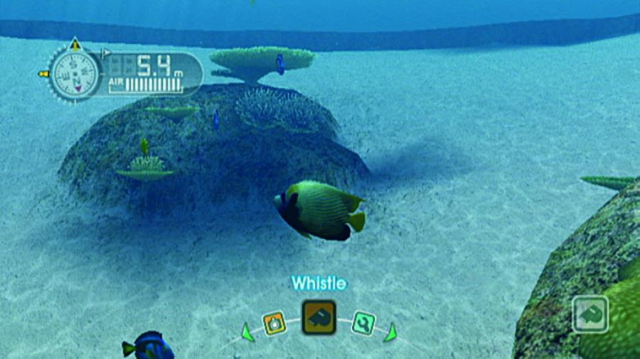 Endless Ocean Review - Screenshot 1 of 3