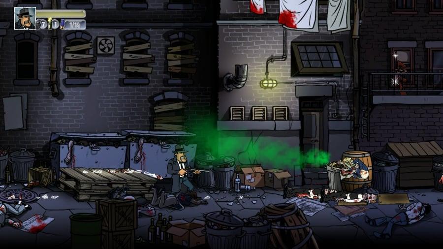Guns, Gore & Cannoli Review - Screenshot 4 of 4