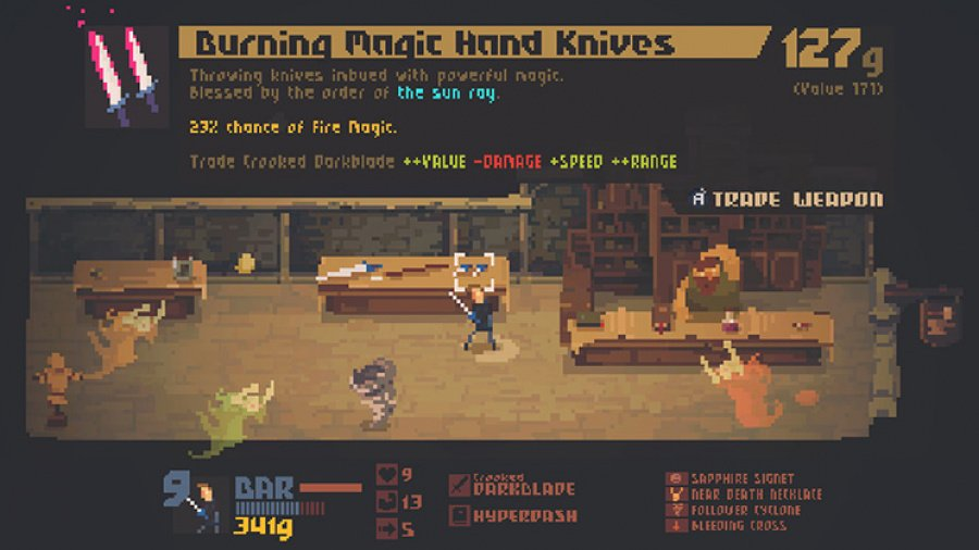 Crawl Review - Screenshot 1 of 3